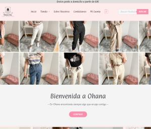 Página - web - Tienda - online -Tienda Online de Ropa